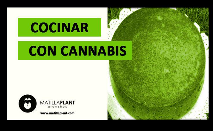 Cocinar con Cannabis